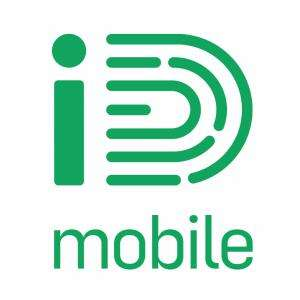 ID Mobile Unlimited Data - £20pcm - 30 day Contract