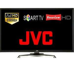 """JVC LT-32C790 32"""" Smart LED TV Full HD 1080p Freeview HD with Freeview Play refurb £153.49 @ primeretailing eBay"""
