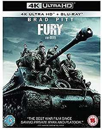 4K UHD Movies (including Fury, Tarzan, Despicable Me & Mortal Engines) £9.99 each @ Amazon (£1.99 non Prime)