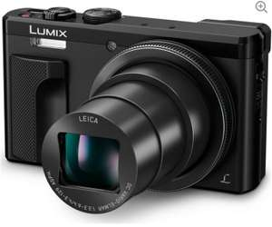 PANASONIC Lumix DMC-TZ80EB-K Superzoom Wi-Fi, 4K Compact Camera £209 @ currys (free del)