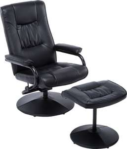 Manual Swivel Recliner with Footstool £99.99 at Wayfair