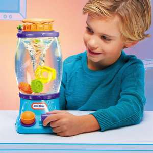Little tikes tornado tower £13.48 delivery @ homebargains online