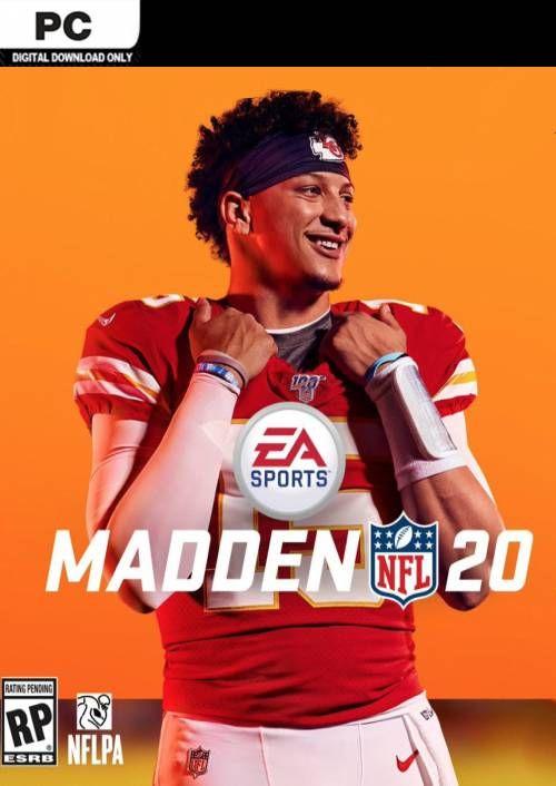 Madden NFL 20 PC £15.99 at CD Keys