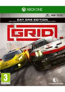 GRID: Day One Edition (Xbox One) £16.85 Delivered @ Simply Games