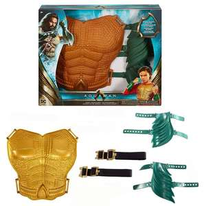 DC Aquaman Deluxe Hero Ready Roleplay Set £4.99 + Free Delivery @ Bargain Max