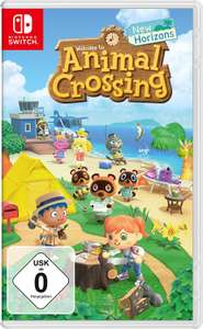 Animal Crossing: New Horizons on Nintendo Switch for £47.99 from Amazon