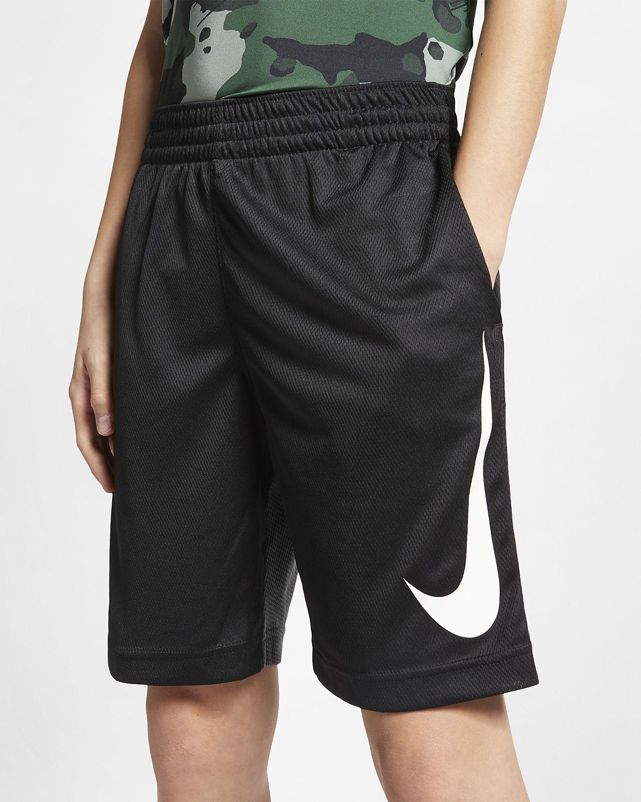 Older Kids' (Boys') Basketball Shorts Nike Dri-FIT £8.60 Delivered From Nike