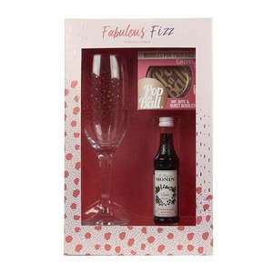 Fabulous Fizz Perfect Serve - £1.99 + £3 Delivery (or free for beauty card holders over £10) @ Superdrug