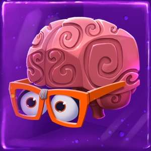 Alien Jelly: Food For Thought fun puzzle game Free @ Apple AppStore