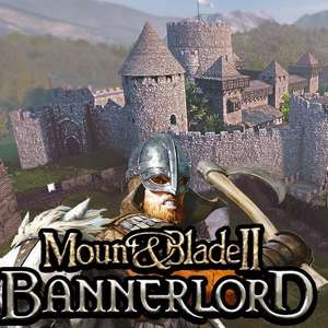 Mount & Blade II: Bannerlord - PC £31.99 @ Steam