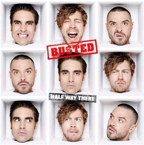 Busted - Half Way There [VINYL] £4.43 (Prime) + £2.99 (non Prime) at Amazon