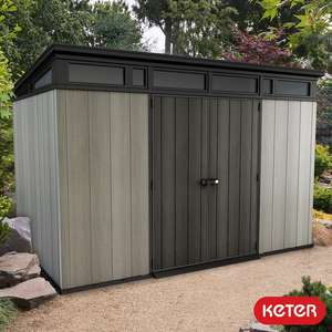 Keter Artisan 11ft x 7ft (3.2 x 2.1m) Shed £899 delivered @ Costco Online