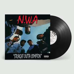N.W.A - Straight Outta Compton Vinyl + MP3 Download £7.99 at Universal Music