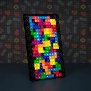 TETRIS TETRIMINO light from Paladone for £18.98 delivered (using code) @ IWOOT
