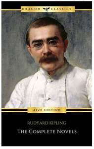 Rudyard Kipling: The Complete Novels and Stories - Kindle Free @ Amazon