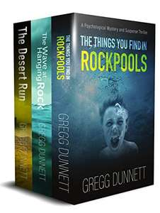 Brilliant Crime Thrillers Boxset - The Sinister Coast Boxset: A collection of three standalone mysteries Kindle Edition Free @ Amazon