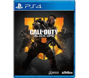 Call of Duty: Black Ops 4 [P4] - £7.97 + Free 6 month Spotify Premium subscription for new Premium account @ Currys PC World