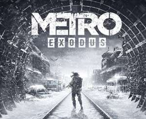 Metro Exodus (PC) - £17.49 @ Steam Store