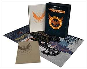 The World of Tom Clancy's the Division Limited Edition (2500 copy run) Hardcover £25.43 @ Amazon