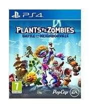 [PS4] Plants Vs Zombies: Battle For Neighborville - £16.85 delivered @ Base