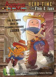 Adventure Time: Hero Time With Finn & Jake (Hardback Book) £1.99 + £1 delivery @ Forbidden Planet