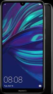Huawei Y7 Phone 3GB data O2 - £20 / 24months (£3.50 per month after redemption. Possible £44 TCB) at Mobile Phones Direct