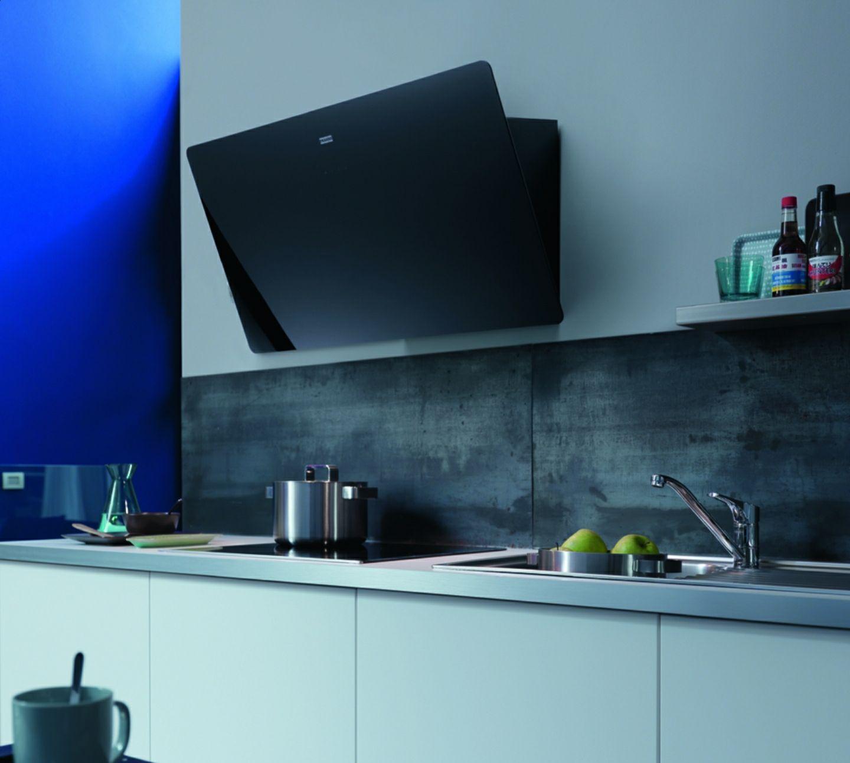 Franke 90cm Smart Angled Cooker Hood (Black or White) £331.97 @ Appliancesdirect