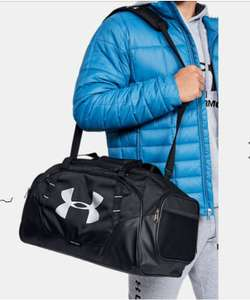 Under Armour Men's Undeniable 3.0 Small Duffel Bag £19.97 delivered @ Under Armour