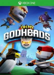 Oh My Godheads Xbox One £9.47 at Instant Gaming
