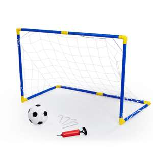 Out and About Mini Soccer Goal Set £10/£13.99 Delivered From The Entertainer Toy Store