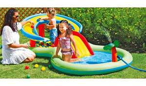 Chad Valley Activity Pool Play Centre - 8.5ft - 109 Litres £28.95 Delivered From Argos