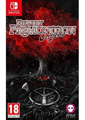Deadly Premonition: Origins (Nintendo Switch) for £25.19 delivered @ Base