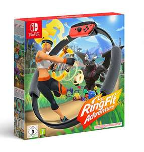 Nintendo Switch Ring Fit Adventure £69.85 delivered @ Shopto