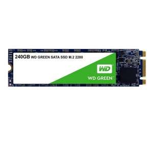 240GB WD Green SATA M.2 2280 3D NAND SSD/Solid State Drive, £28.99 at Picstop