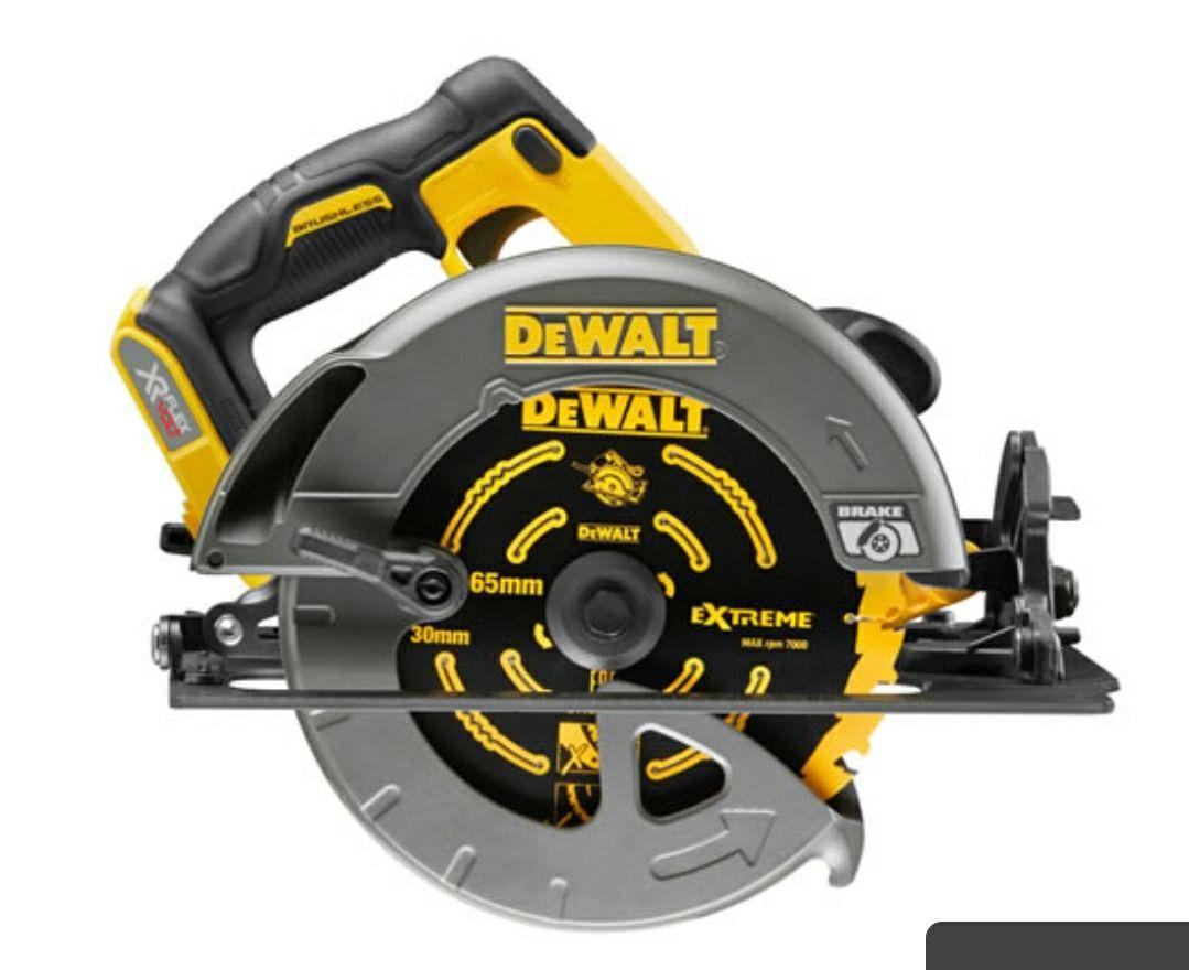 DewaltDCS57554v XR FLEXVOLT 190mm Circular Saw - Body Only £159 Amazon