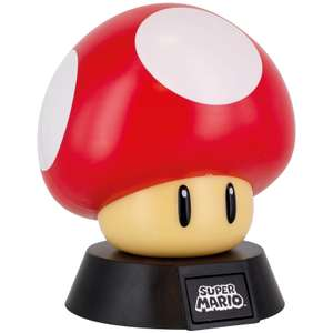 Two Nintendo Super Mario icon lights (various options) for £20 delivered @ I Want One of Those