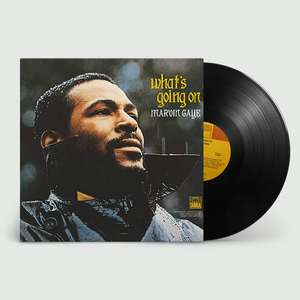 Marvin Gaye - What's going on - £7.99 + £3.95 Delivery @ Sound of Vinyl