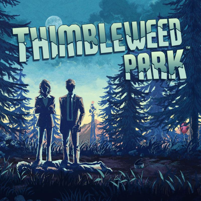 Thimbleweed park - PC Game - Steam £5.99 weeklong deal