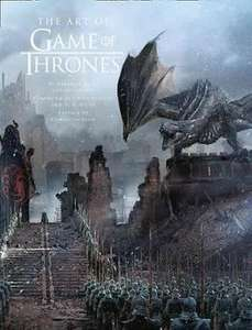 The Art of Game of Thrones: The Official Book of Design from Season 1 to Season 8 £15.77 @ Wordery