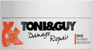 Toni & Guy Hair Mask for Dry Damaged Hair, 200 ml £2.99 at Amazon (£2.84 with S&S) Prime / +£4.49 non Prime