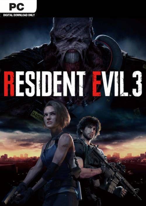 Resident Evil 3 PC steam + Classic Costume Pack DLC - Preorder (03/04/2020) - £34.49 @ CDKeys