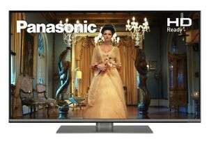 Panasonic TX-32FS352B 32 Inch SMART HD Ready LED TV [manufacturer refurbished] - £149.99 delivered @ Panasonic / eBay