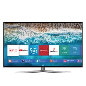 """Hisense H55U7BUK 55"""" 4K UHD HDR Smart TV with Freeview Play (2019) - £399.99 delivered @ Costco (+5 years warranty)"""