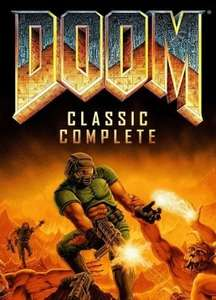 DOOM Classic Complete (PC / Steam key) £1.36 @ Instant Gaming