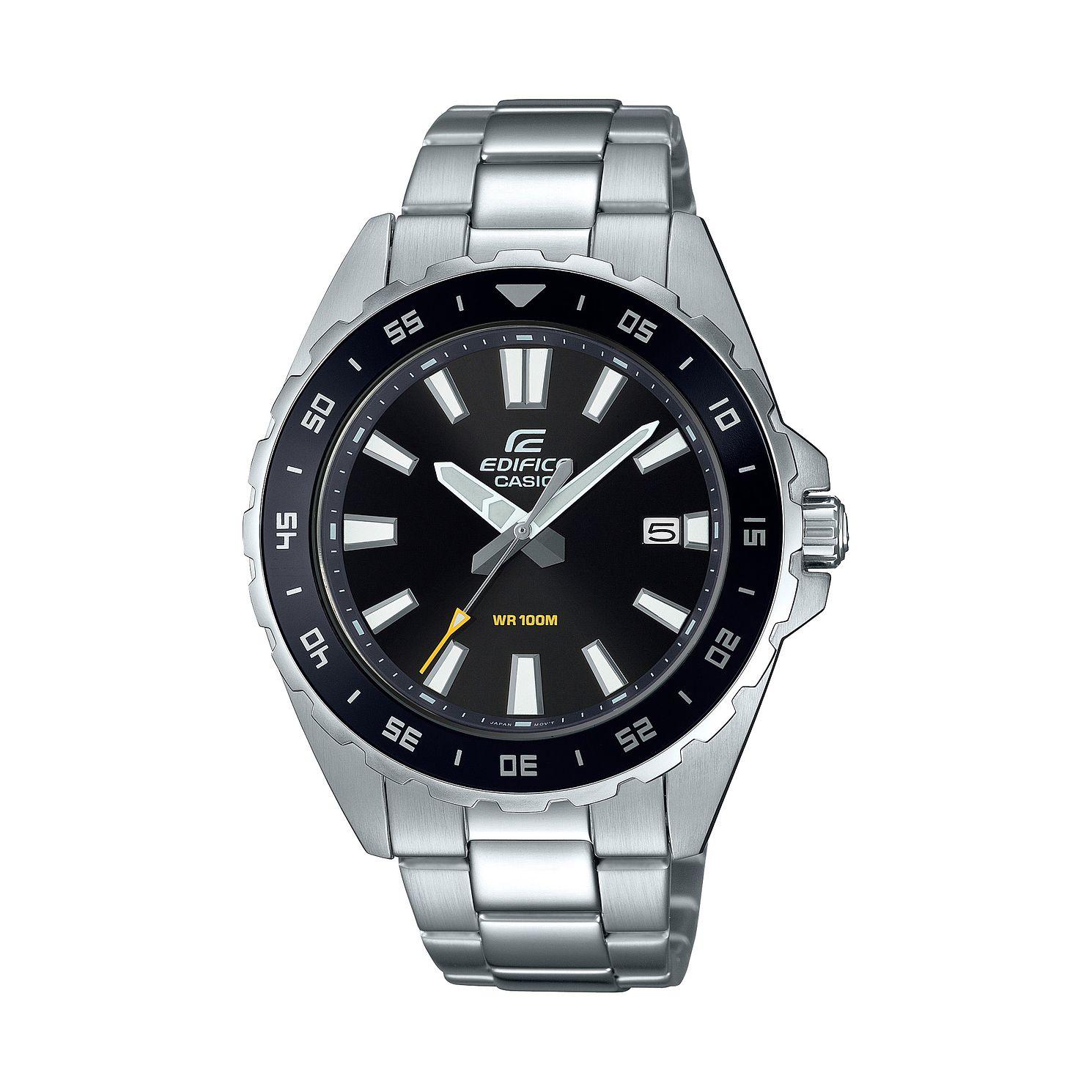 Casio Edifice Men's Stainless Steel Bracelet Watch £50.99 at H.Samuel