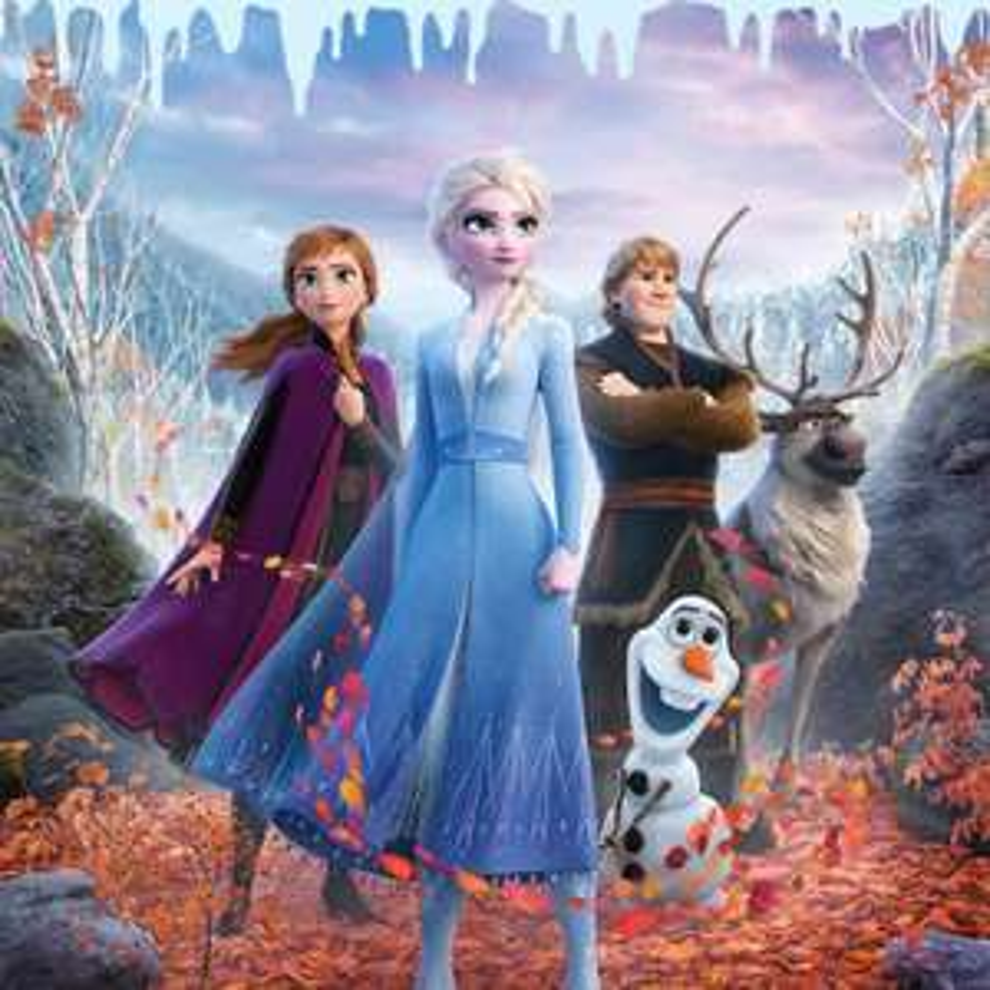 Disney Frozen 2 £1.74 SD / £2.24 HD rental (using new account 50% discount) @ Chili