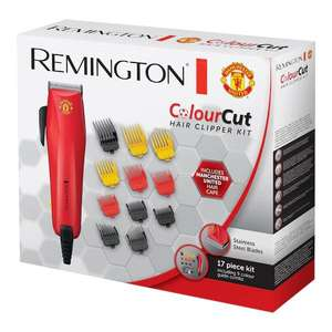 Remington Manchester United Colour Cut Clipper - £22 / £26.95 delivered @ Manchester United Store