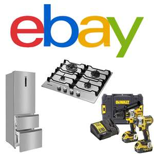 15% off Multi-seller Discount - Min spend: £20 / Max discount: £60 / 2 Redemptions - Using Code @ eBay