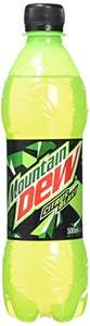 Mountain Dew only £0.19 in Home Bargains