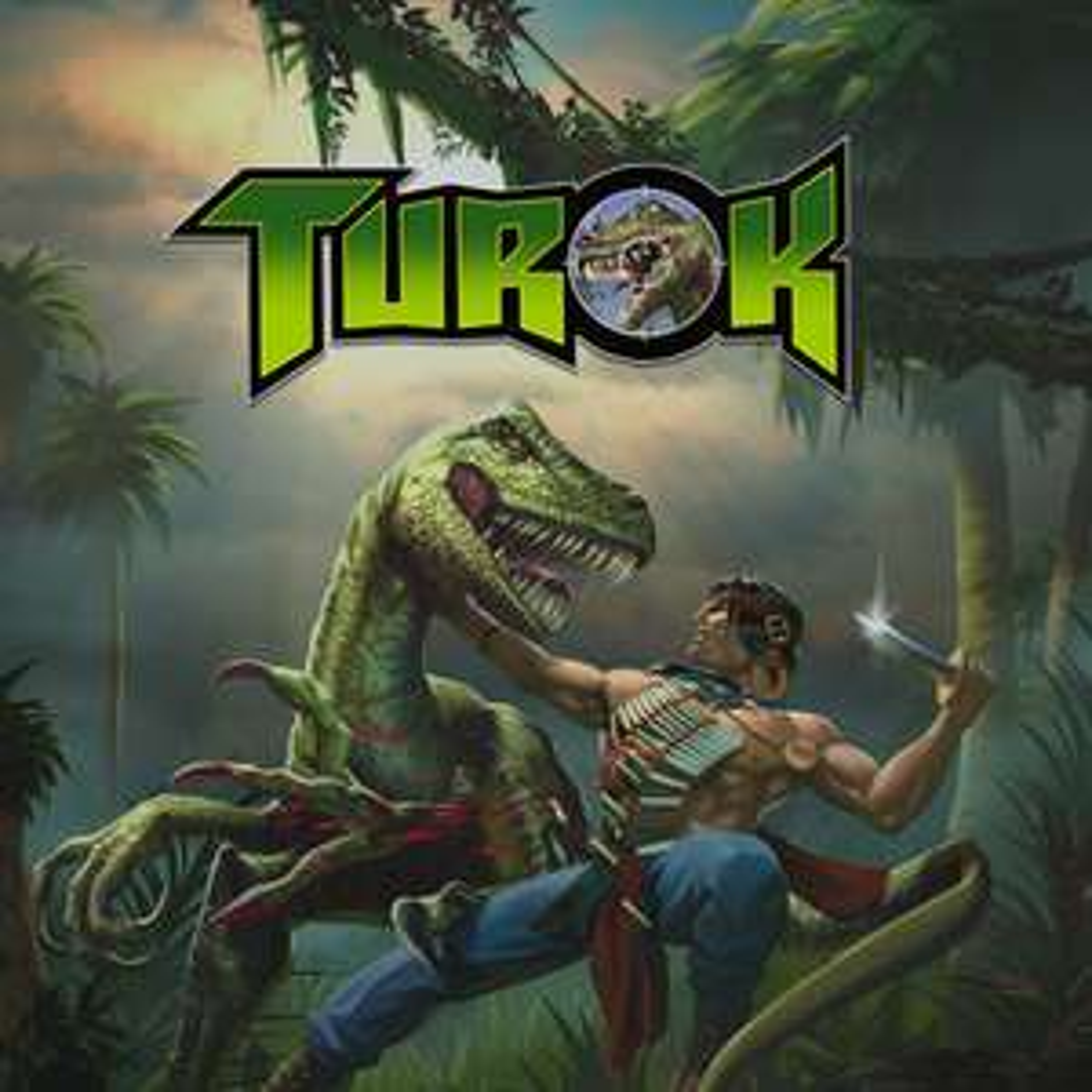 Turok (PC / Steam) - £1.21 @ GoodDeals4u / Gamivo